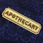 Apothecary Sign | Angel Clothing