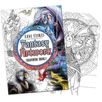 Anne Stokes Fantasy Colouring Book 2 | Angel Clothing