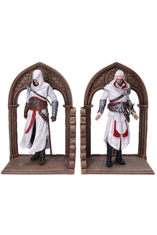 PRE-ORDER Assassin's Creed Altair and Ezio Bookends