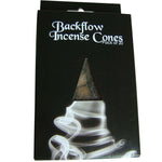 Backflow Incense Cones Rose | Angel Clothing
