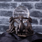 Dragons Prophecy Crystal Ball Holder 18.5cm | Angel Clothing