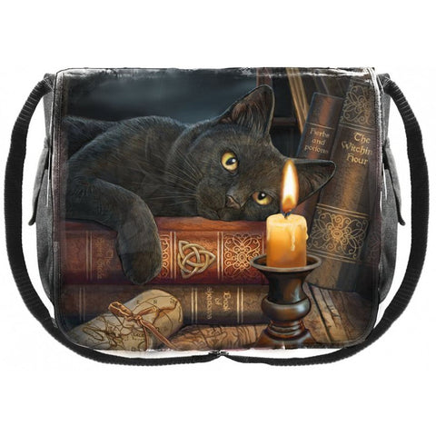 Lisa Parker Witching Hour Messenger Bag 40cm | Angel Clothing
