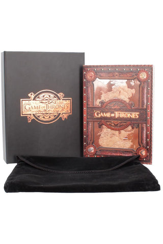 Seven Kingdoms Journal Game of Thrones Small | Angel Clothing