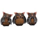 Three Wise Bats | Angel Clothing