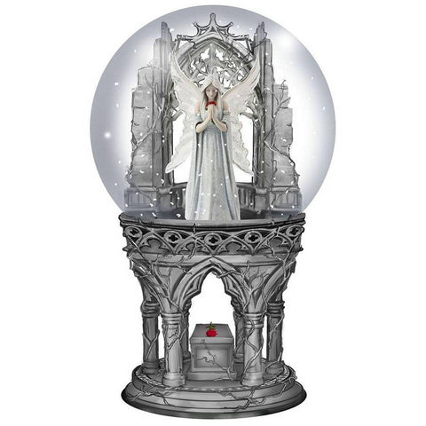 Anne Stokes Only Love Remains Snow Globe | Angel Clothing