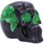 Geode Skull Green | Angel Clothing