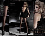 Ballerina Tights Nero Black - 050 | Angel Clothing