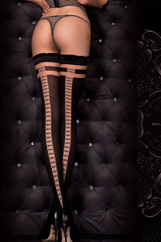 Ballerina 328 Hold Ups Stockings | Angel Clothing