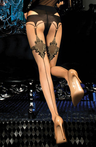 Ballerina 454 Tights | Angel Clothing