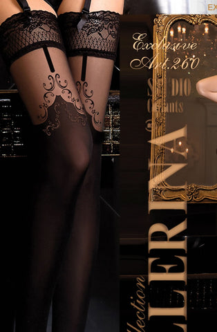 Ballerina 260 Hold Ups | Angel Clothing