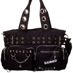 Banned Black Bag | Angel Clothing