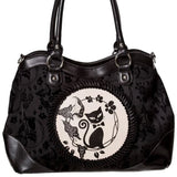 Banned Call of the Phoenix Bag Black | Angel Clothing