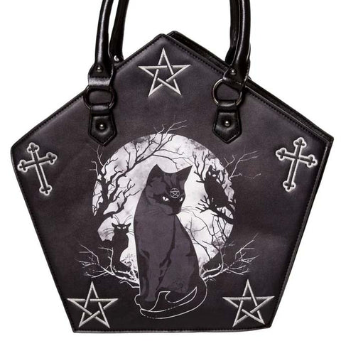 Banned Hecate Pentagon Bag | Angel Clothing