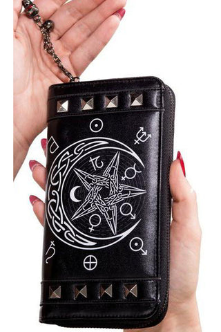 Banned Hollow Wallet | Angel Clothing