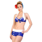 Banned Nautical Sailor Bikini | Angel Clothing