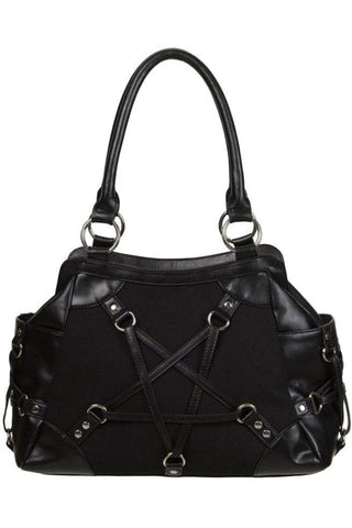 Banned Pentagram Bag | Angel Clothing