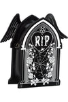 Banned Sleepwalker Backpack, Gothic Tombstone Bag | Angel Clothing