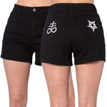 Banned Sulphur Shorts | Angel Clothing