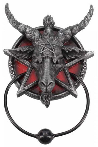 Baphomet Door Knocker | Angel Clothing