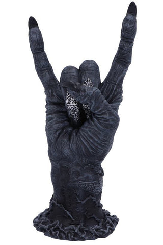 Baphomet HandBaphomet's Horns Horror Hand Figurine | Angel Clothing