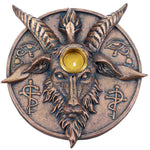 Baphomet's Prayer Incense and Candle Holder | Angel Clothing