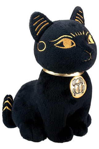 Egyptian Cat Bastet Plush | Angel Clothing