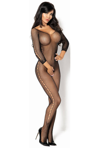 Beauty Night Martha Diamond Bodystocking | Angel Clothing