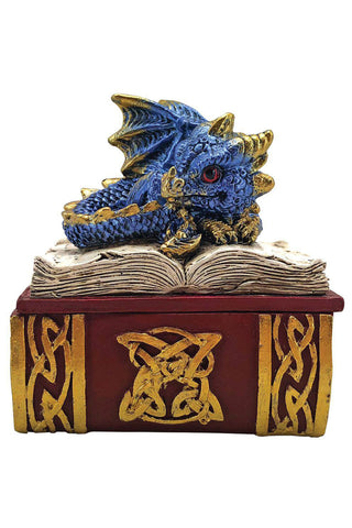 Bedtime Stories Dragon Blue | Angel Clothing