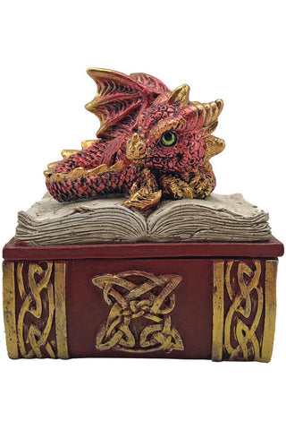 Bedtime Stories Dragon Red | Angel Clothing