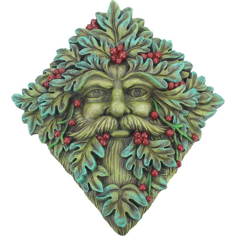 Berry Beard 24cm Tree Spirit Plaque | Angel Clothing