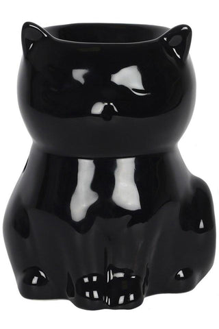 Black Cat Oil Burner | Angel Clothing