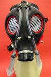 Black Cyber Gas Mask CGM12 | Angel Clothing