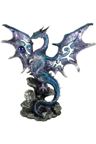 Blue Dragon Protector | Angel Clothing