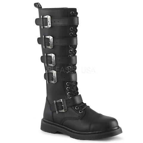 Demonia Combat Boots BOLT-425 | Angel Clothing