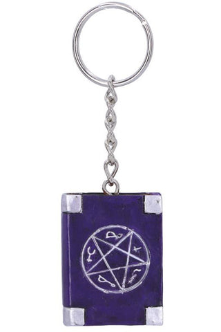 Book of Spells Keyring | Angel Clothing