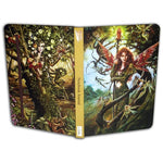 Briar Fairy Notebook Journal, A5 Gothic Notebook | Angel Clothing