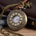 Steampunk Pocket Watch Open Face Design | Angel Clothing