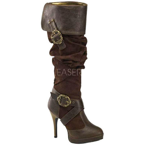 Funtasma Carribean 216 Boots Brown | Angel Clothing