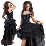 Burleska Black Ophelie Dress | Angel Clothing