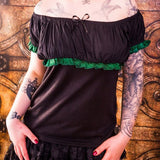 Burleska Gypsy Top | Angel Clothing