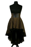 Burleska Julia Steampunk Skirt | Angel Clothing