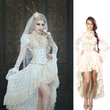 Burleska Valentina Dress Coat | Angel Clothing