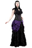 Burleska Victorian Gothic Maxi Skirt | Angel Clothing