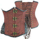 Burleska Warrior Underbust Corset | Angel Clothing