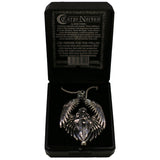 Anne Stokes Prayer for the Fallen Necklace | Angel Clothing