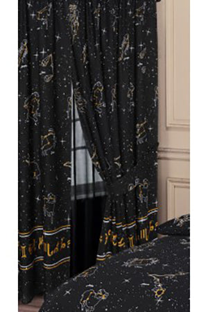 Celestial Curtains Black - 66x72"