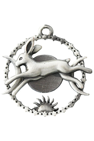 Celestial Hare Necklace | Angel Clothing