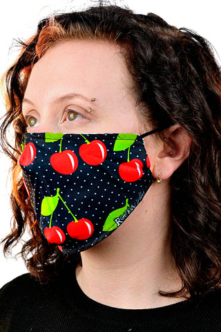 Cherry Face Mask | Angel Clothing