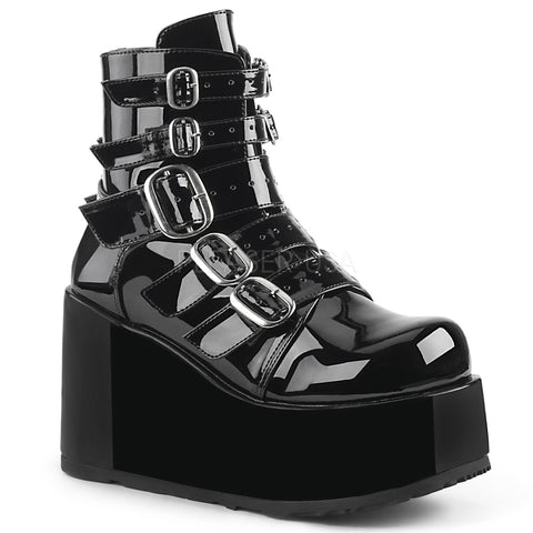 Demonia CONCORD-57 Boots Black | Angel Clothing