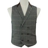 Connell Brown Steampunk Waistcoat | Angel Clothing